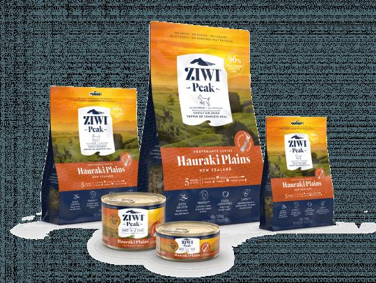 Ziwi Provenance Range - Provenance Family of Cat and Dog Food- Hauraki Plains