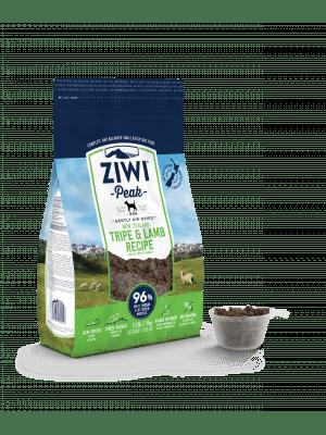 ZIWI Peak Air Dried Tripe and Lamp Recipe