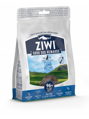 ZIWI Peak Air-Dried Lamb Good Dog Rewards 85g