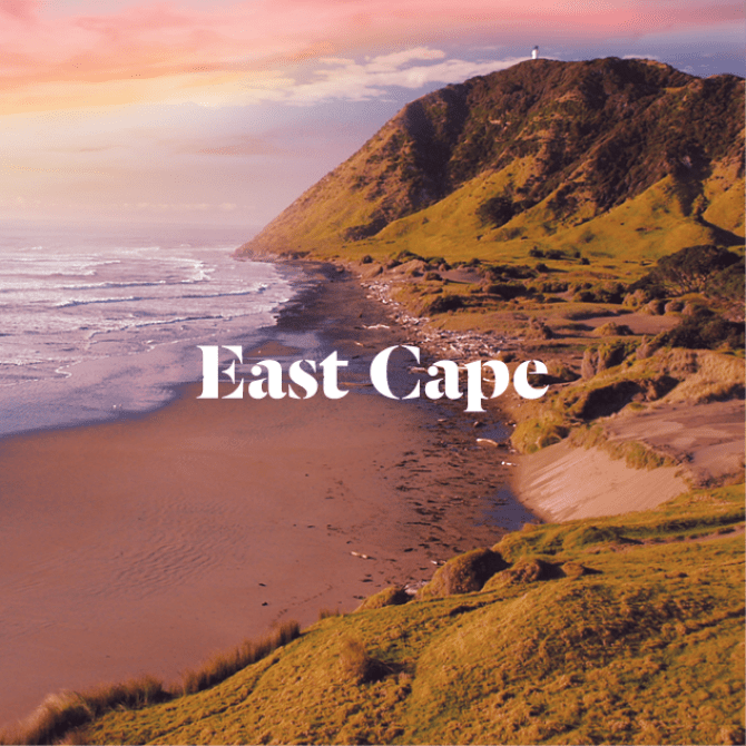 East Cape Provenance Range