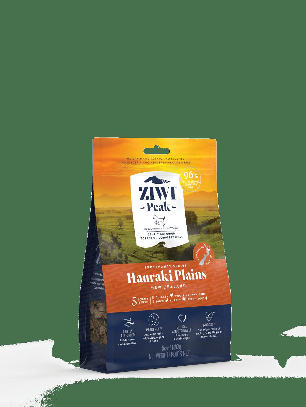 Ziwi Peak Mackerel & Lamb Dog Food Can 390g Front View